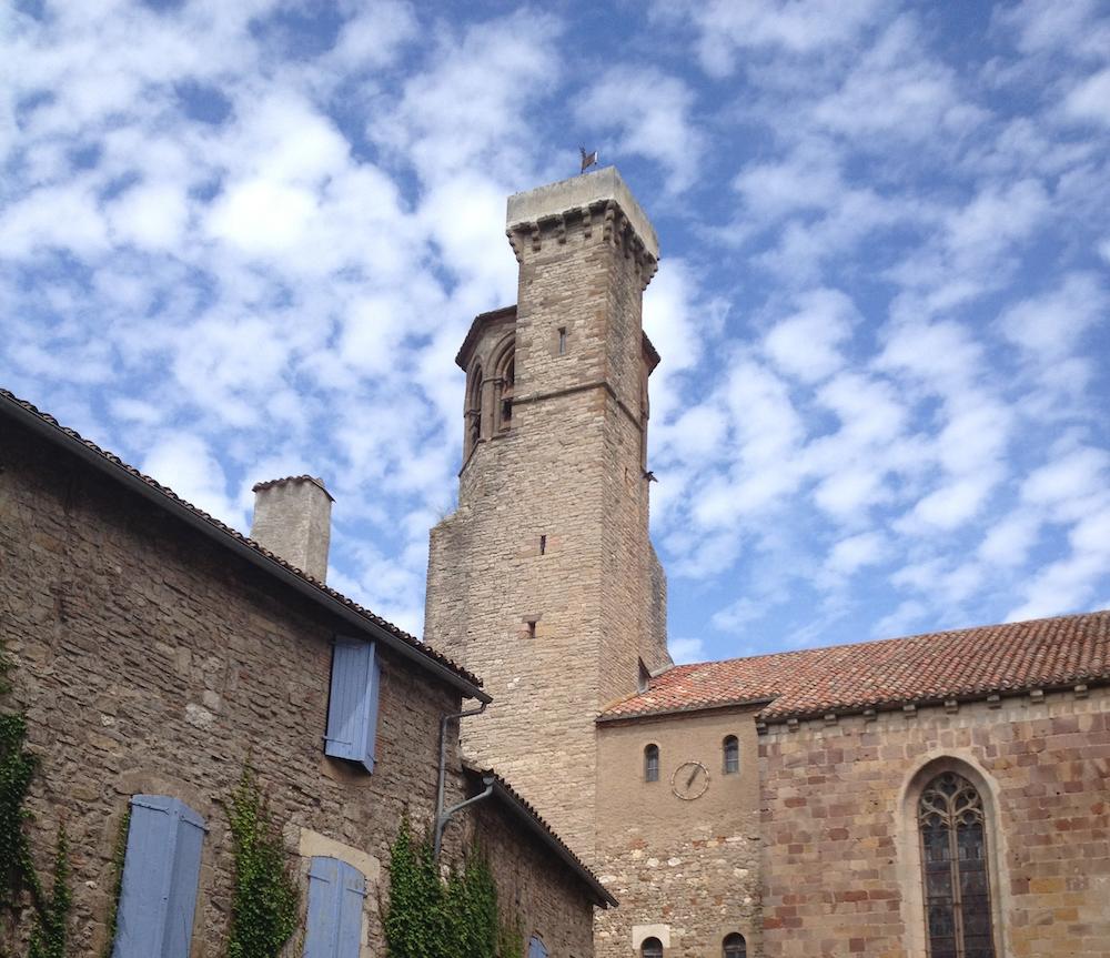 Eglise_Saint Michel_à_Cordes sur Ciel
